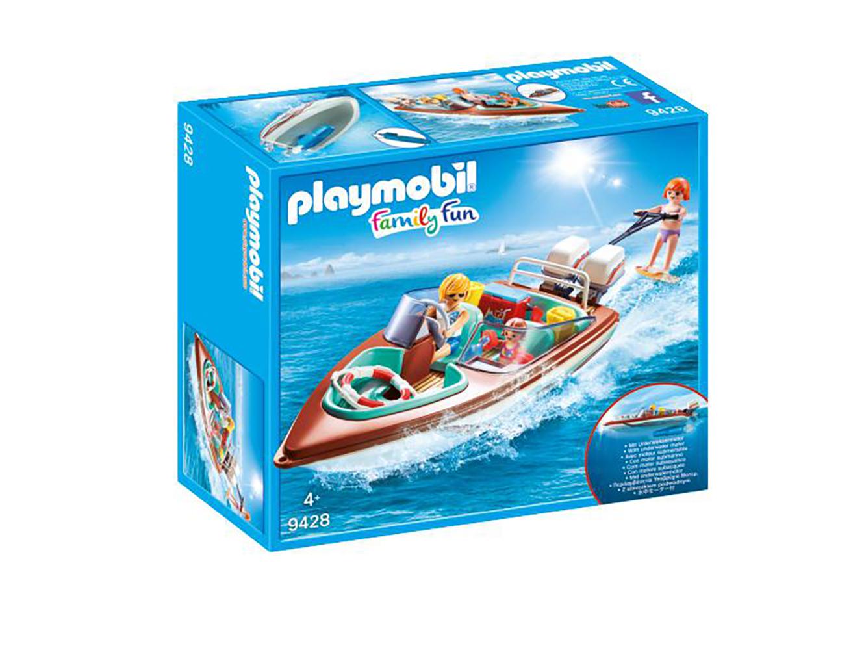 Family Fun - Bateau moteur submersible