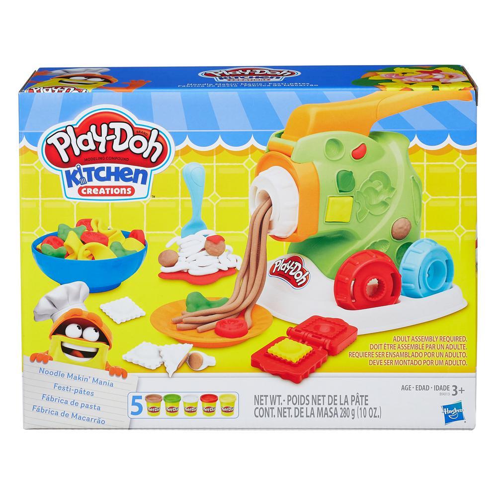 Play-Doh Création Festi-pâtes