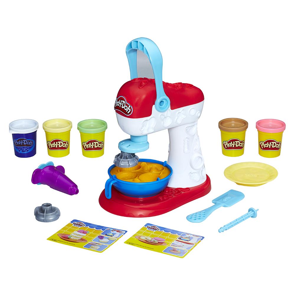 Play-Doh Le robot pâtissier