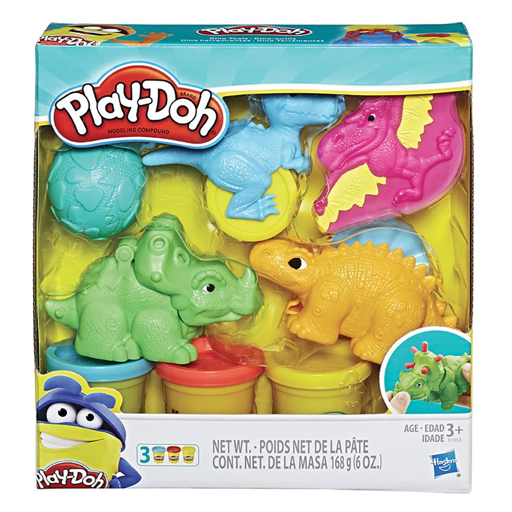 Play-Doh Core Dino Tools