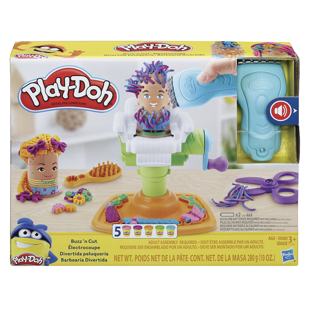 Play-Doh - Électrocoupe