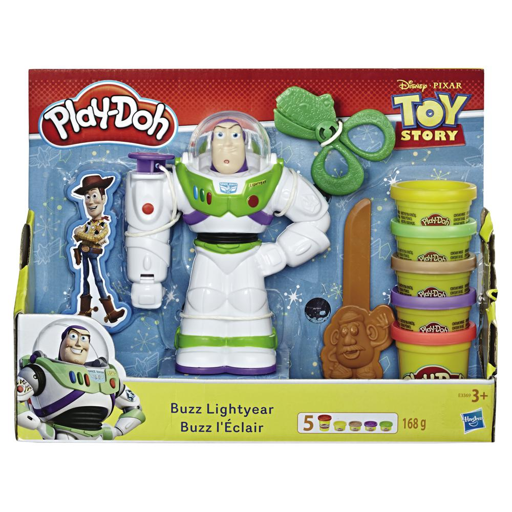 Play-Doh - Histoire de Jouets 4 Buzz l'Éclair