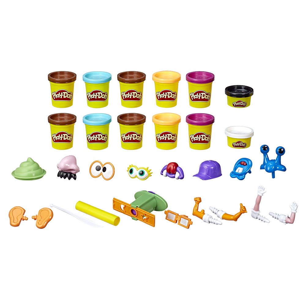 Play-Doh Cacas coquins