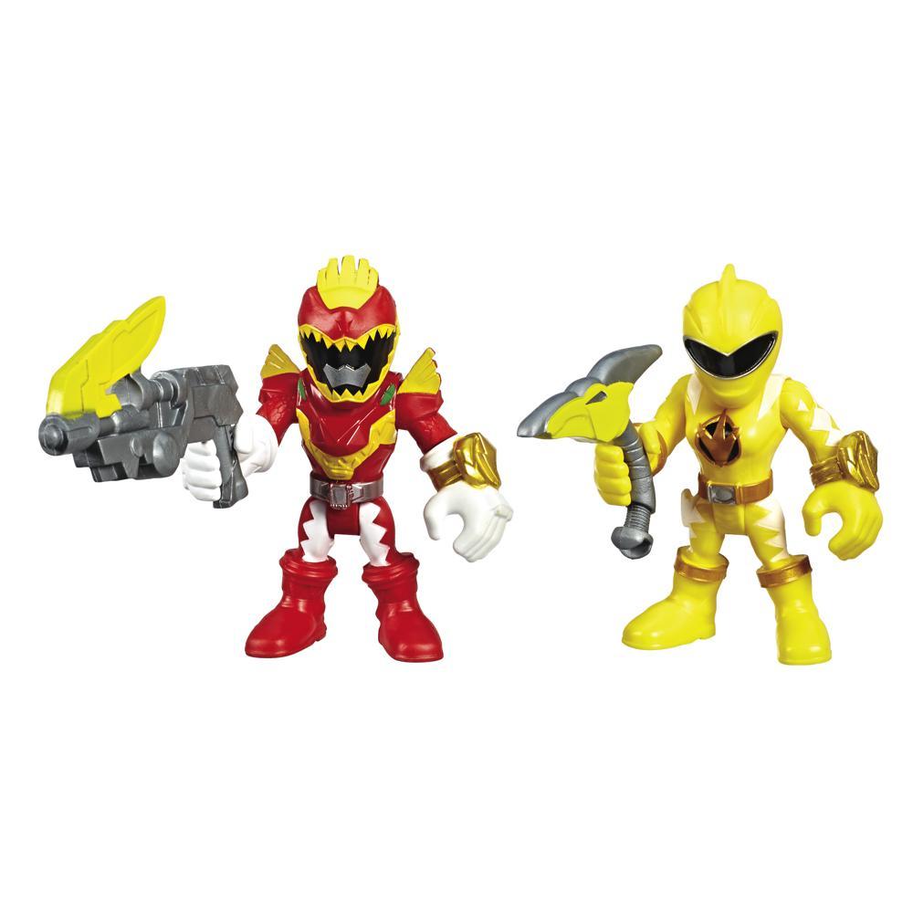 Playskool - Power Rangers Ensemble 2 figurines