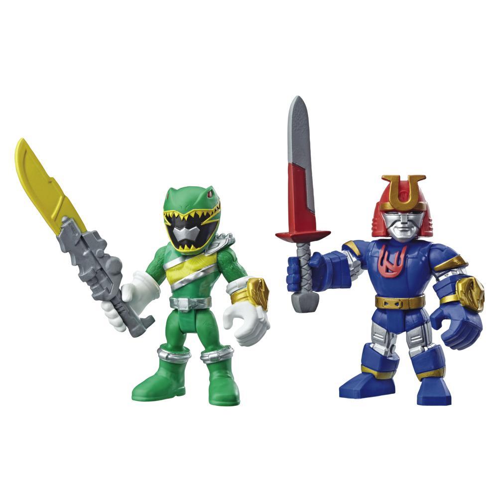 Power Rangers - Ensemble 2 figurines