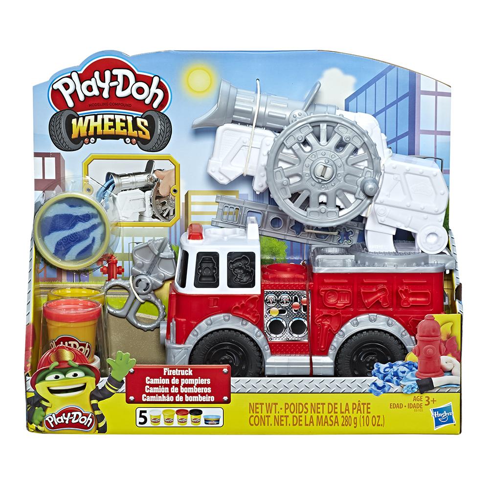 Play-Doh Camion de pompier