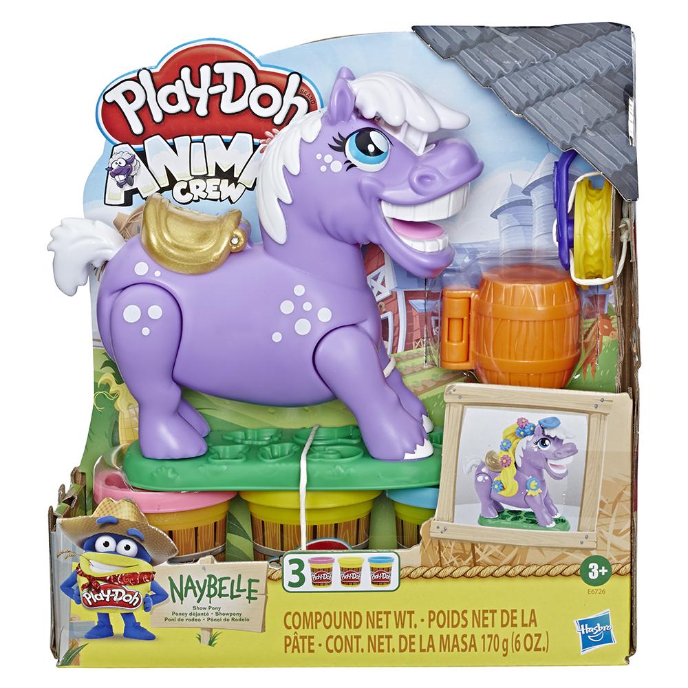 Play-Doh Naybelle Poney déjanté