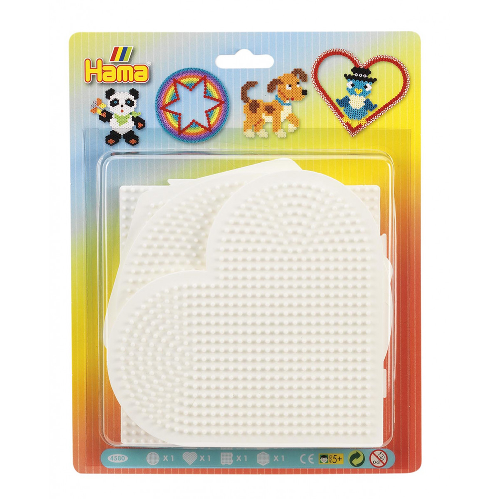 Hama - Tableaux à perles Formes assorties