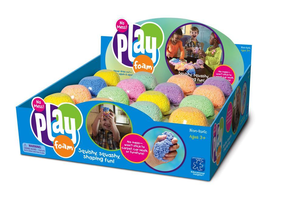 Playfoam - Ensemble simple assortis