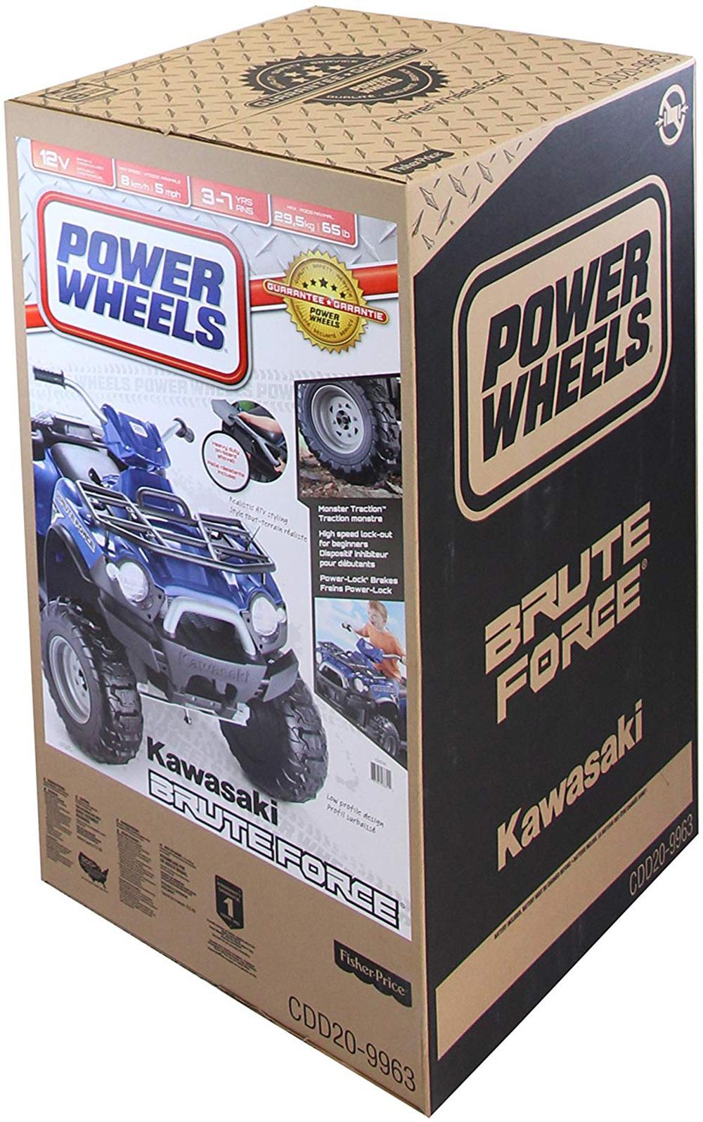 Power Wheels - Kawasaki Force
