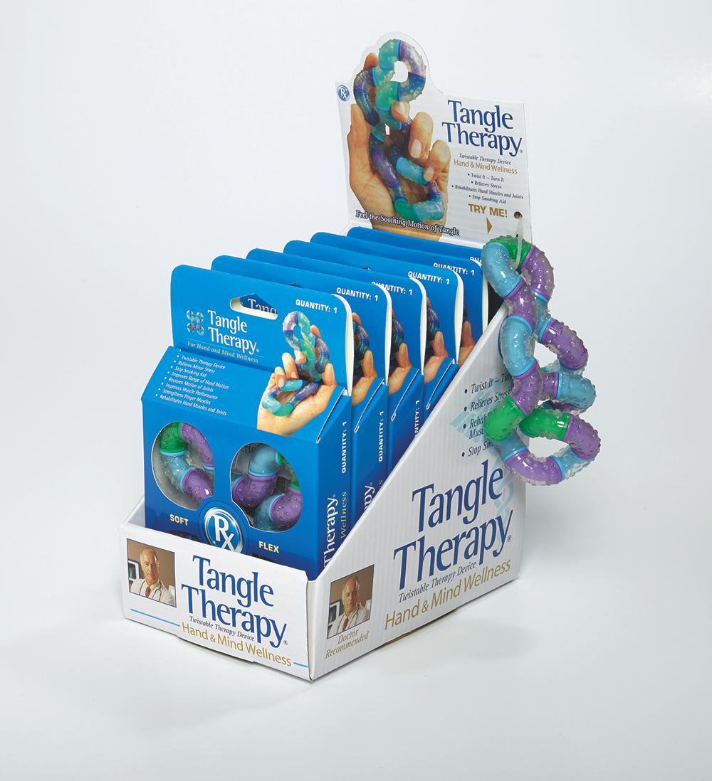 Tangle - Thérapeutique