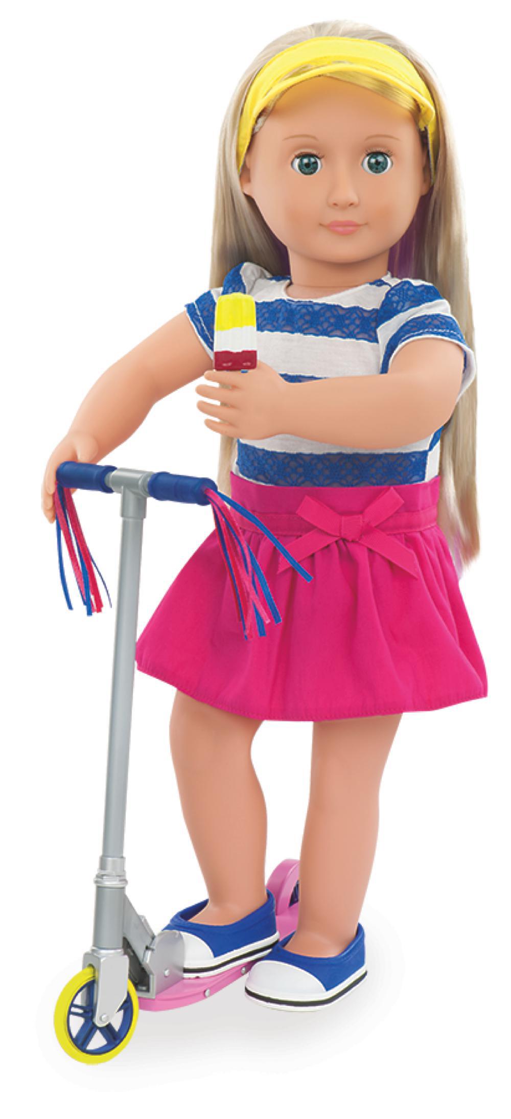 Deluxe Outfit OG - Cute to Scoot pour poupée de 46 cm