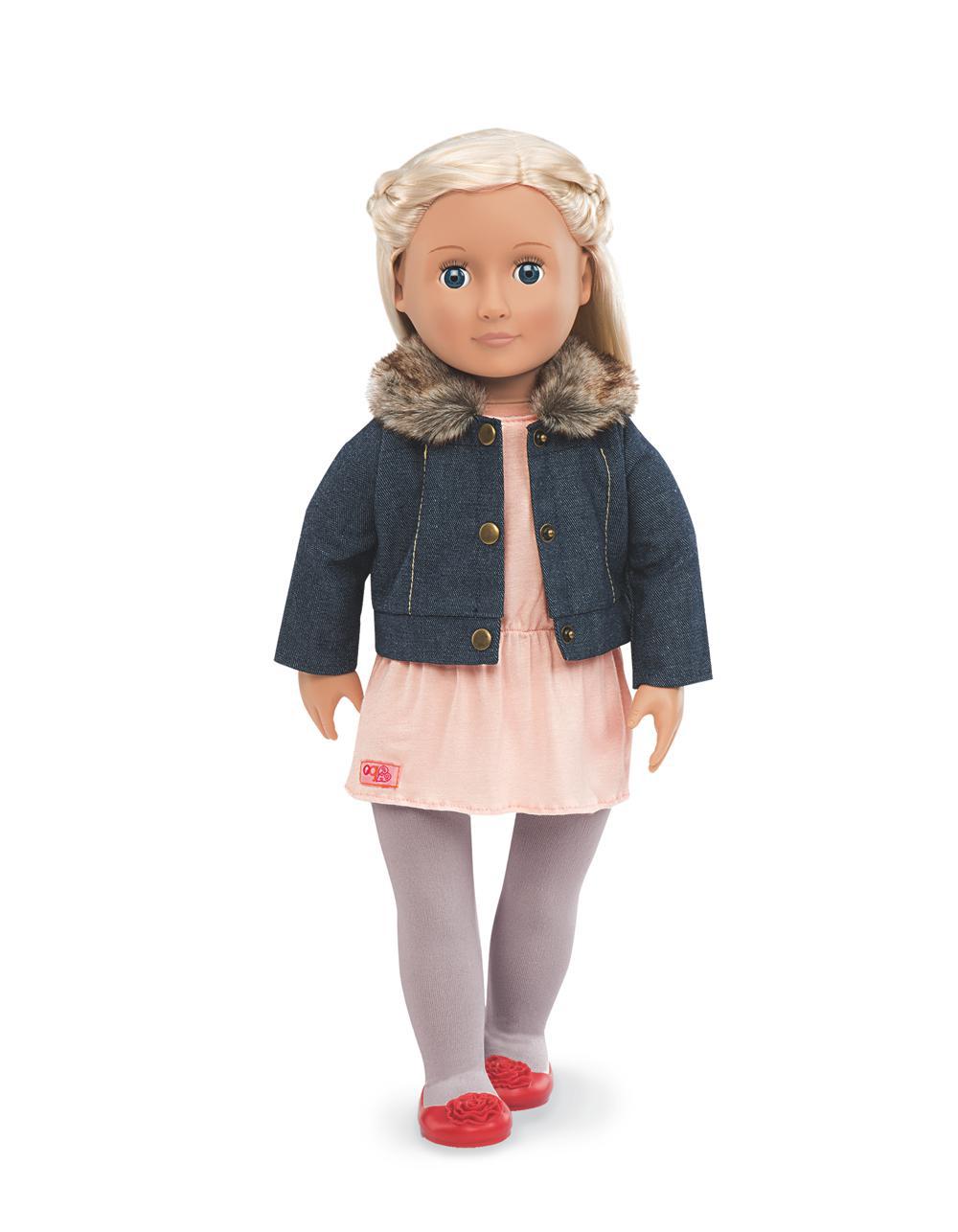 Ensemble OG - Just Fur You pour poupée de 46 cm
