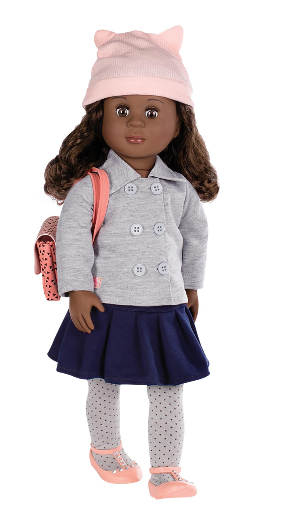 Ensemble de luxe OG - Écolière Class Act pour poupée de 46 cm