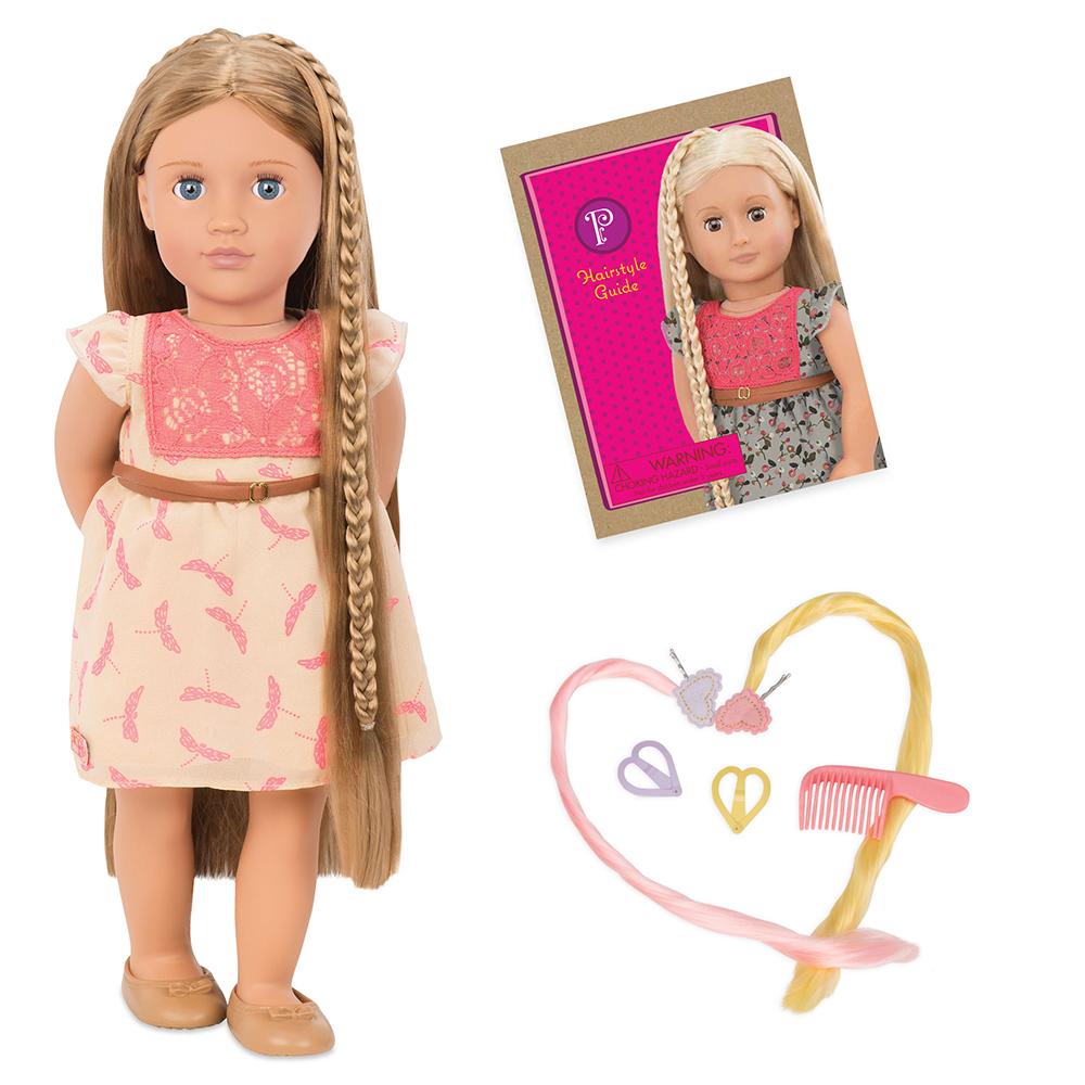 Poupée OG - Portia 46 cm Cheveux à coiffer