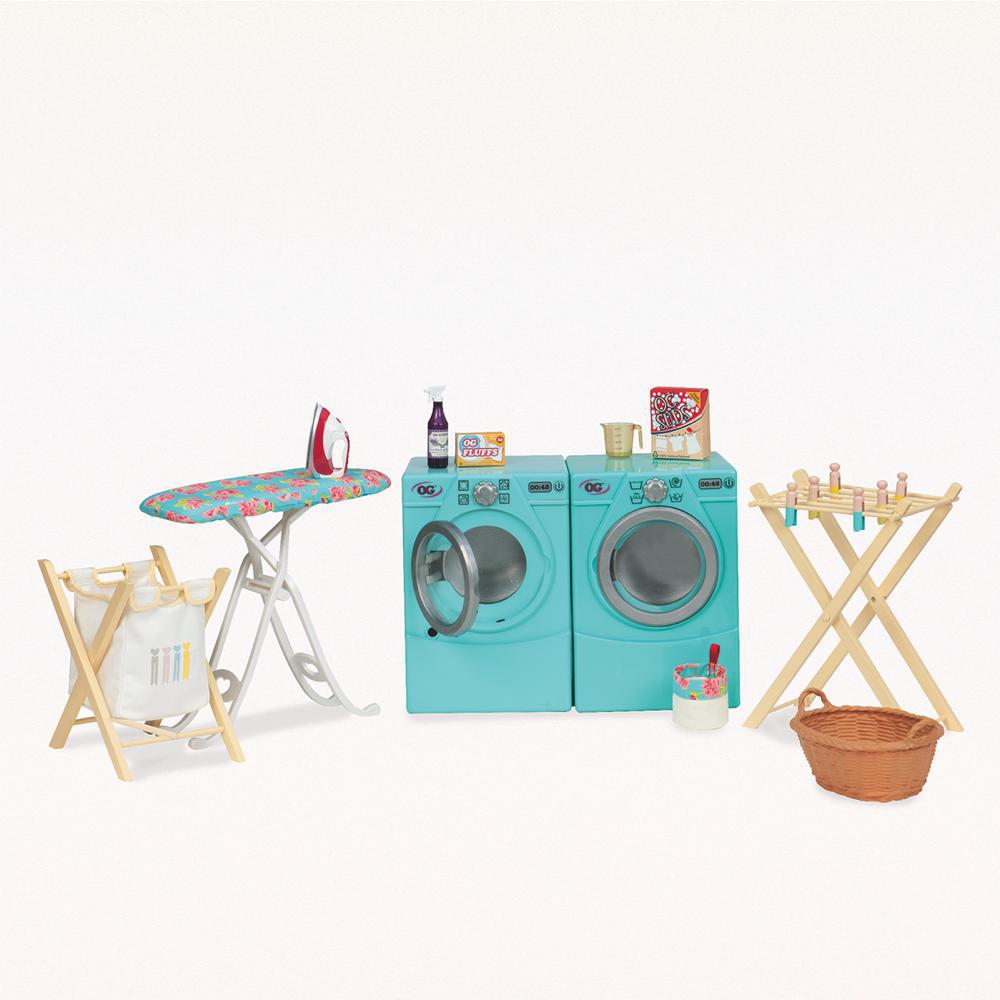 Ensemble OG - Salle lavage Tumble and Spin pour poupée de 46 cm