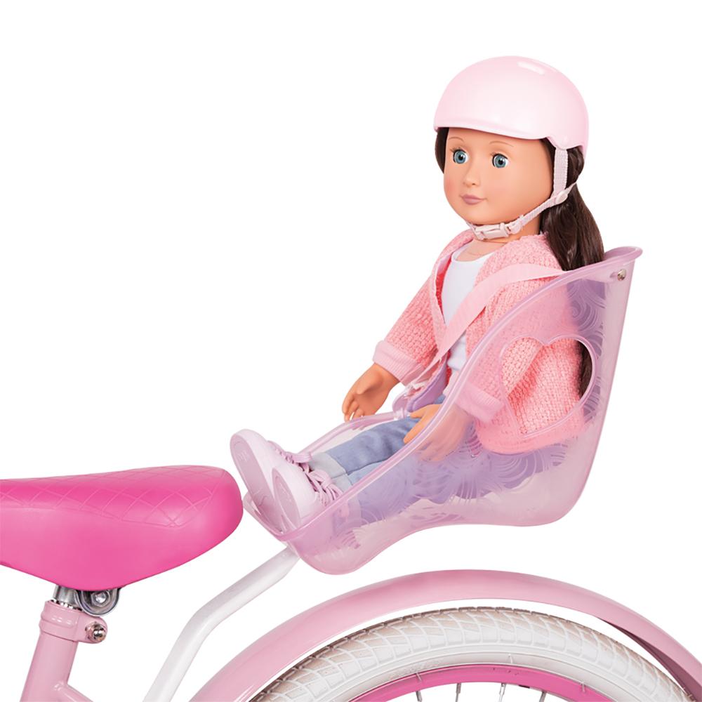 Accessoires OG - Siège de vélo Carry me™ pour poupée de 46 cm