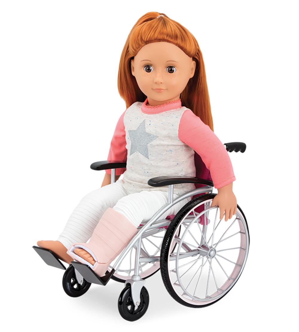 Ensemble de luxe OG - Heals On Wheels pour poupée de 46 cm