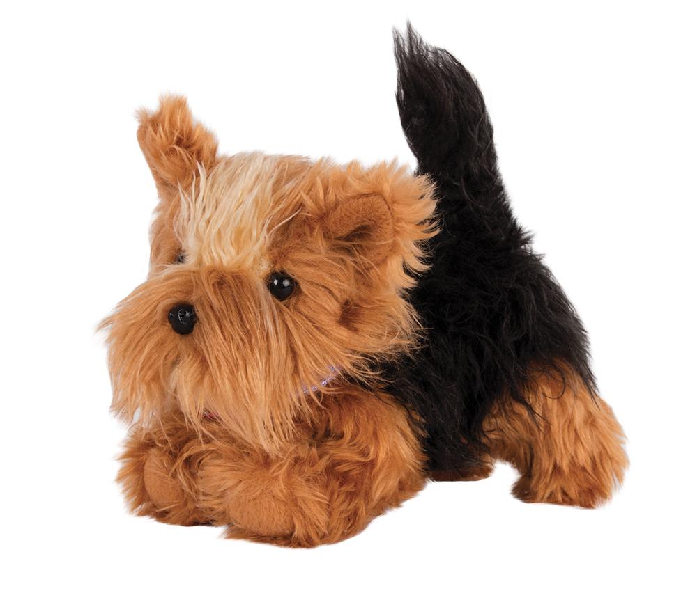 Chiot en peluche OG - 15 cm Yorkshire Terrier pour poupée OG