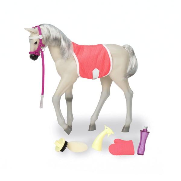 Poulain Mustang 30 cm pour poupée OG de 46 cm