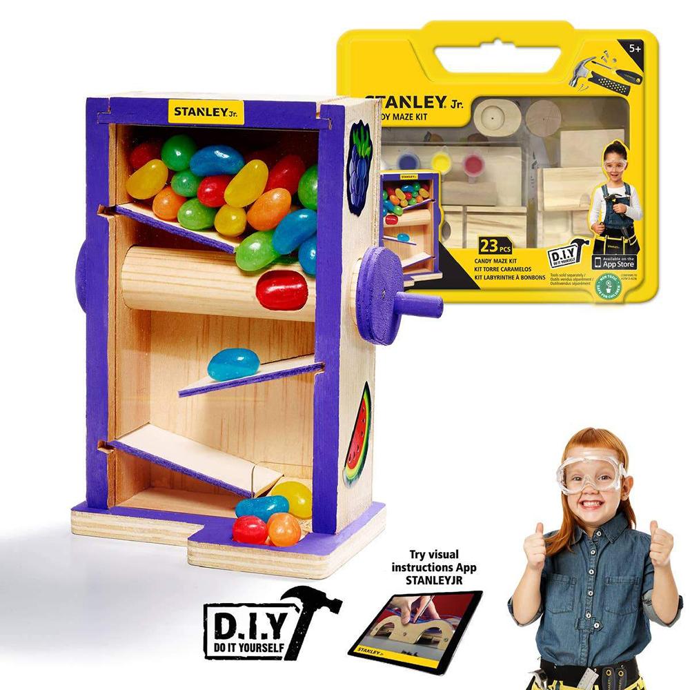Stanley Jr. Distributrice de bonbons à construire