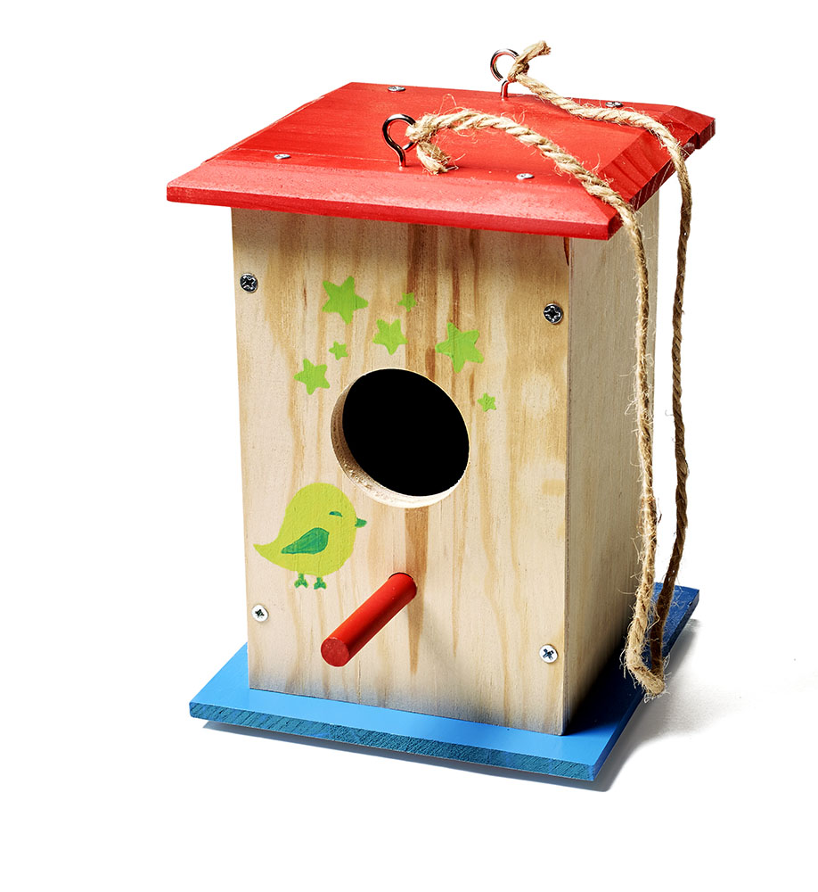 Stanley Jr. - Cabane d'oiseaux à construire