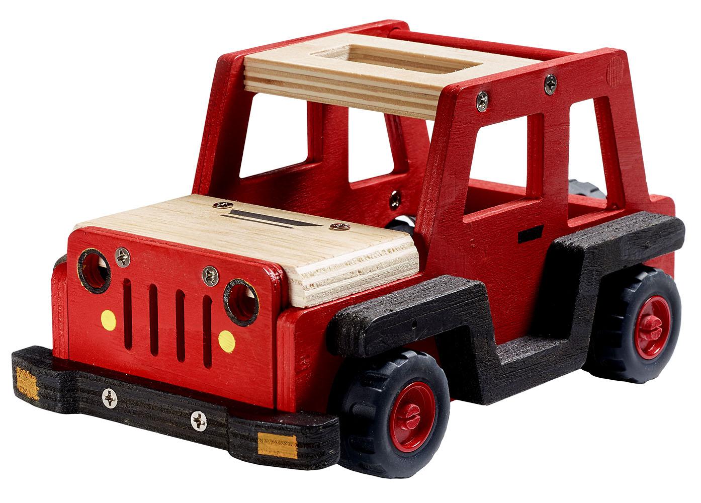 Stanley Jr. - Véhicule Off road à construire