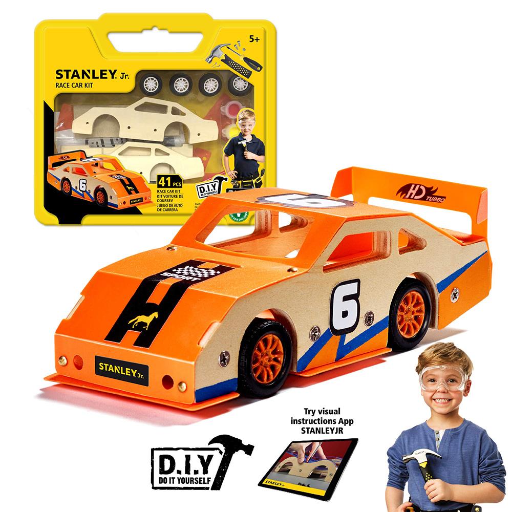 Stanley Jr. - Voiture de course à construire