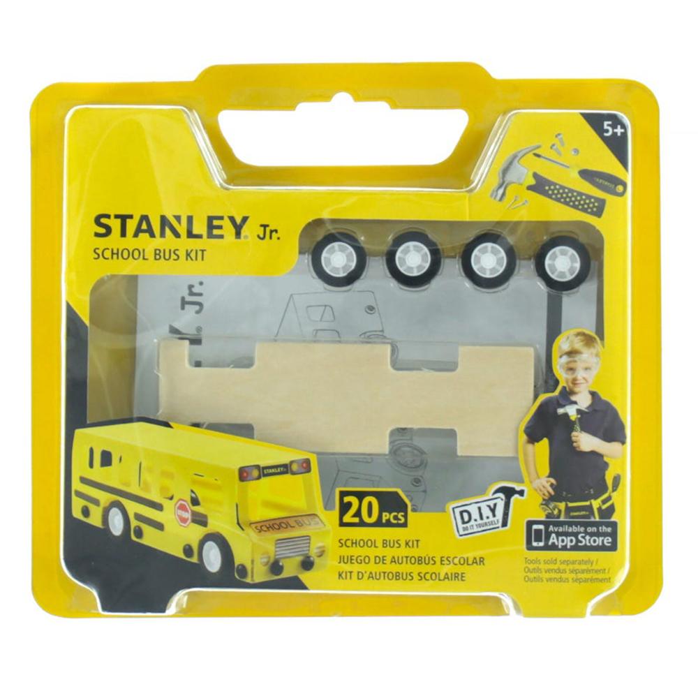 Stanley Jr. - Autobus scolaire à construire