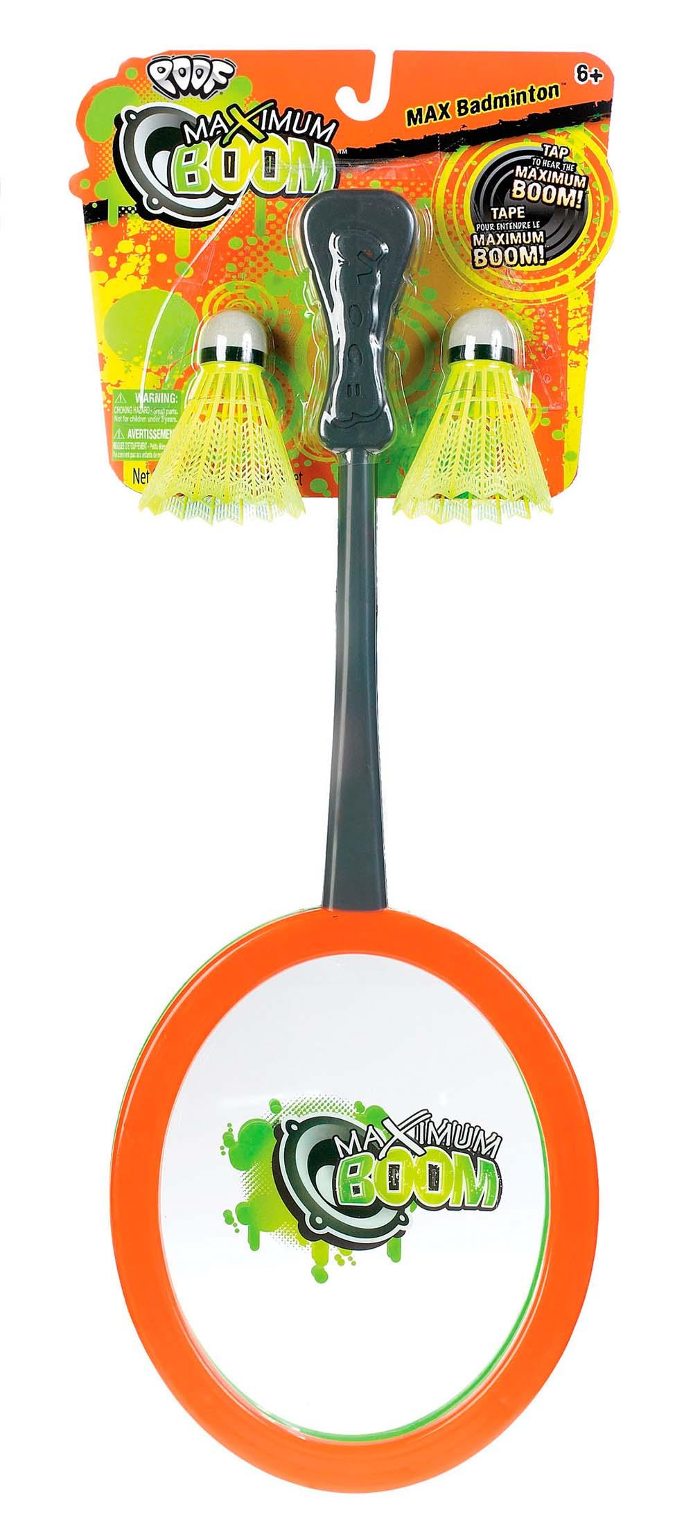 Jeu de badminton Maximum Boom
