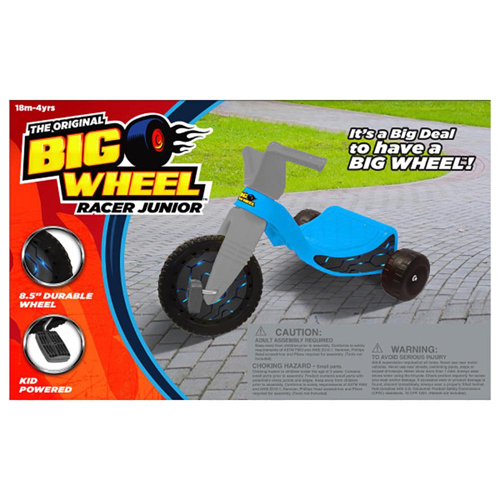 The Original Big Wheel ™ Racer Junior Bleu