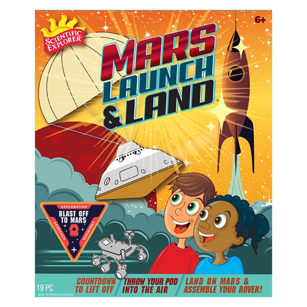 Mars Launch & Land