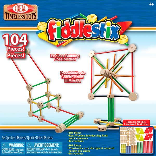 Ideal Fiddlestix 104 pces.