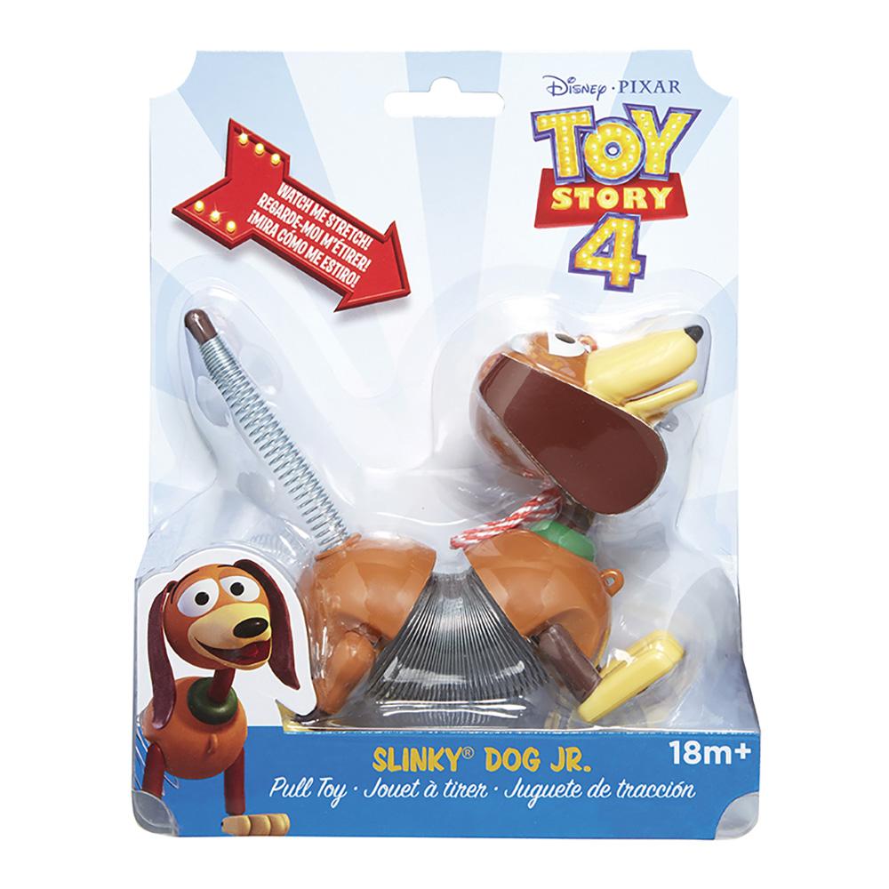 Histoire de Jouets 4 - Chien Slinky Junior à tirer