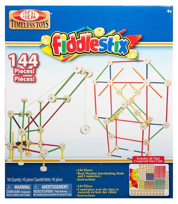 Ideal - Fiddlestix 144 pièces