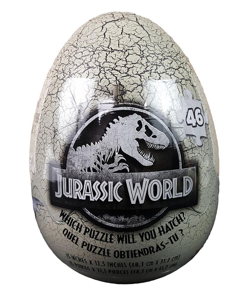 Casse-tête 46 pièces Jurassic assortis