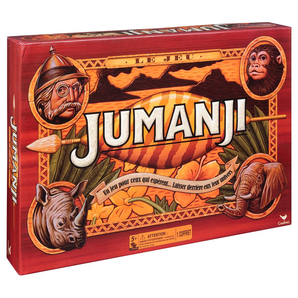 Jumanji - Le Jeu Version française