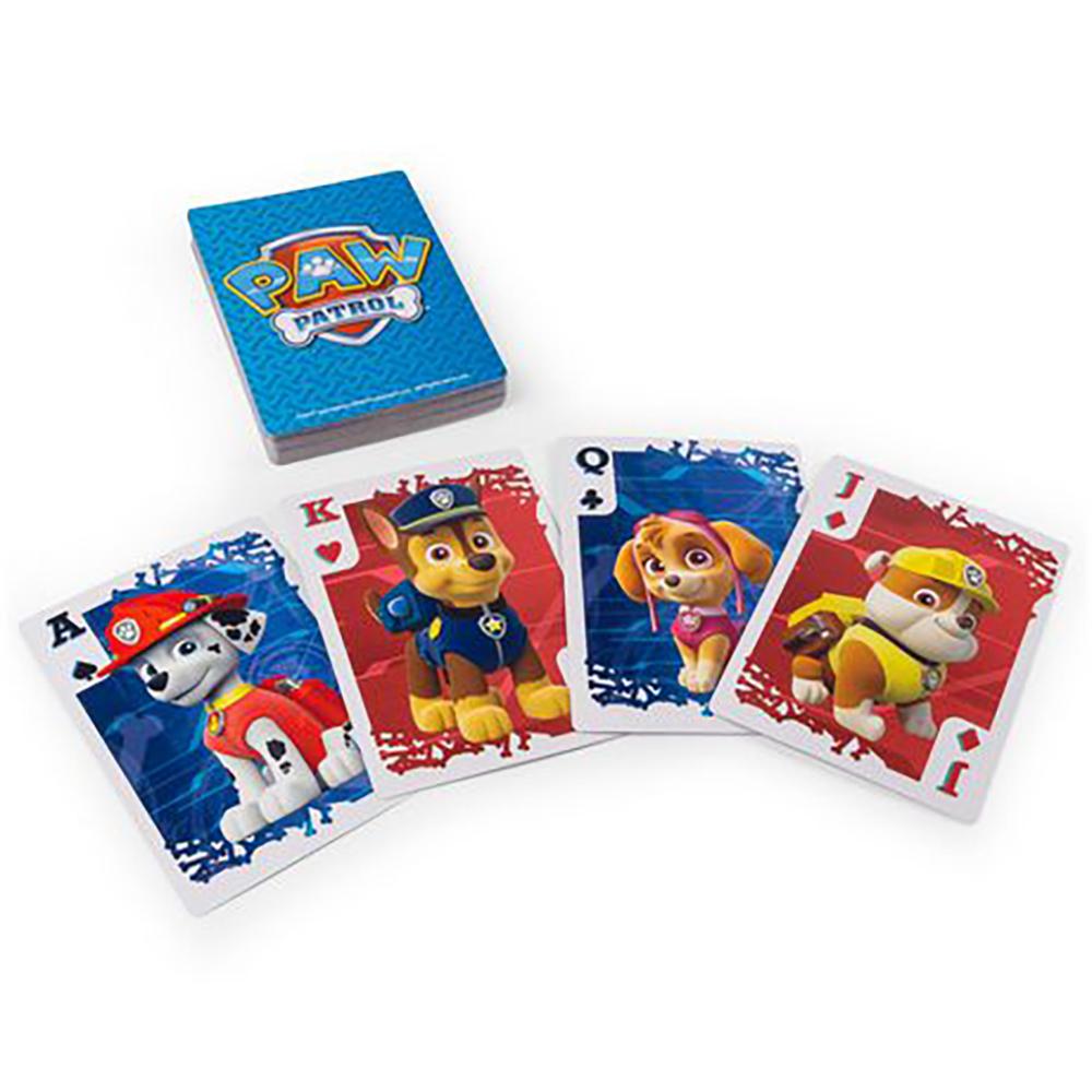 Cartes à jouer Jumbo