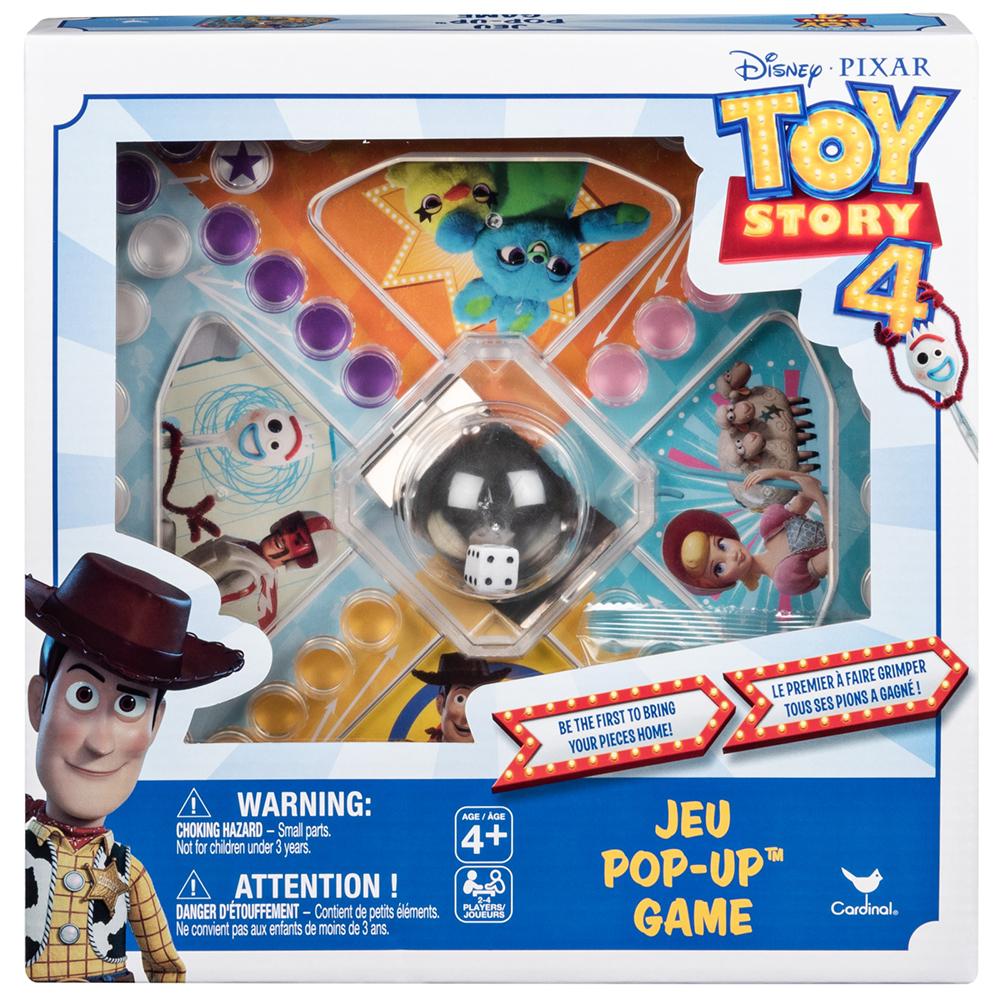 Histoire de jouets 4 - Jeu de trouble