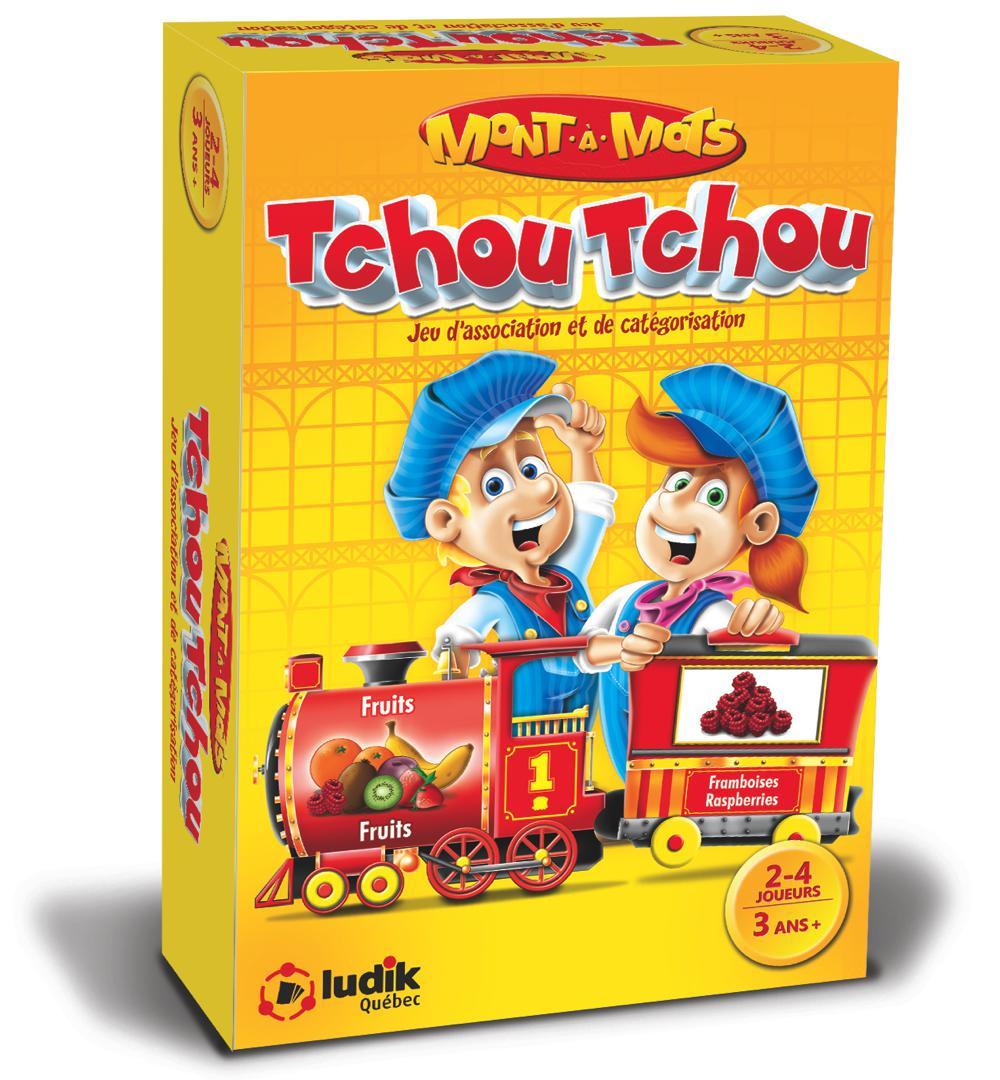 Jeu Mont-à-mots Tchou Tchou