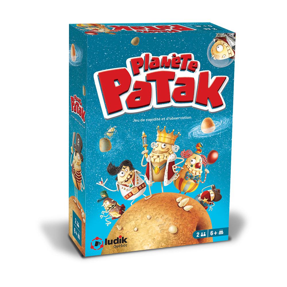 Jeu Planète Patak