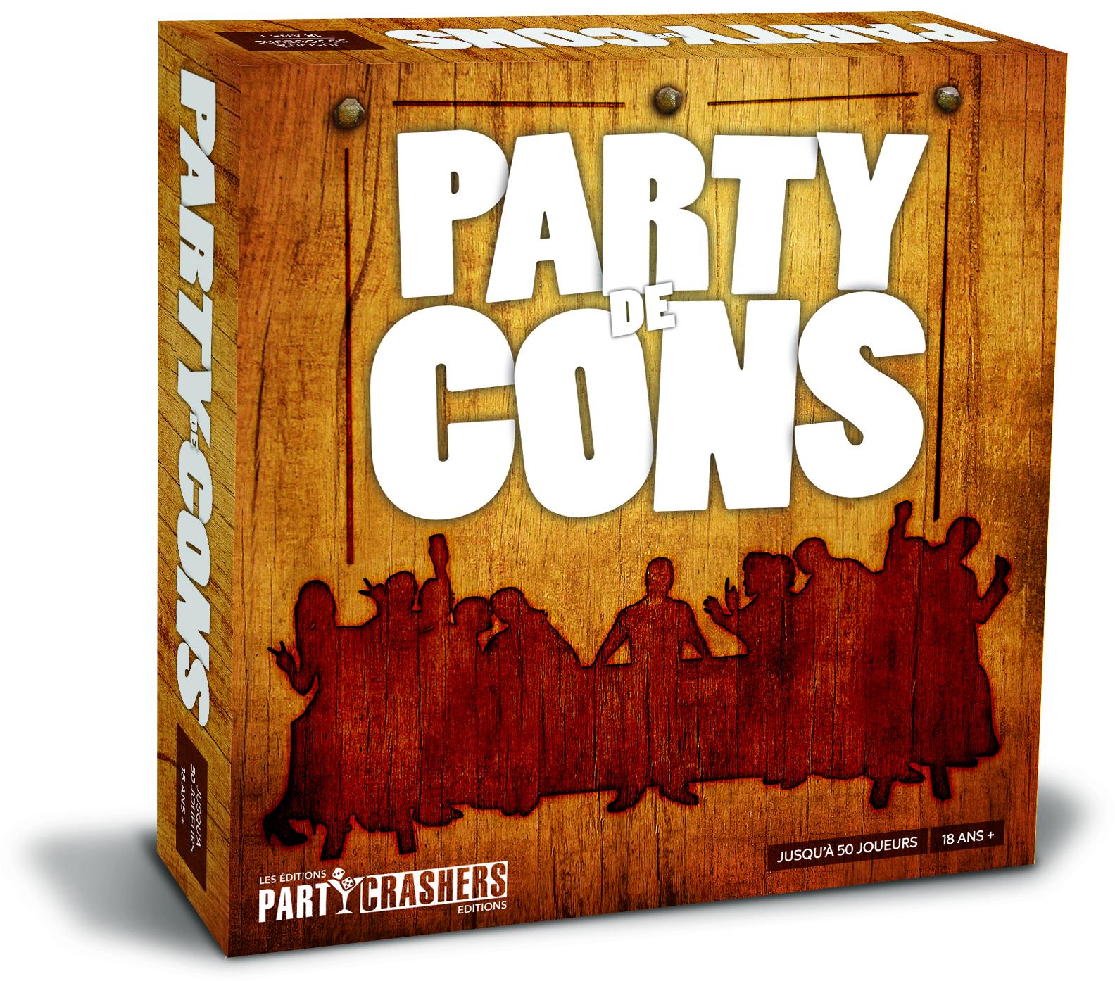 Jeu  Party de Cons