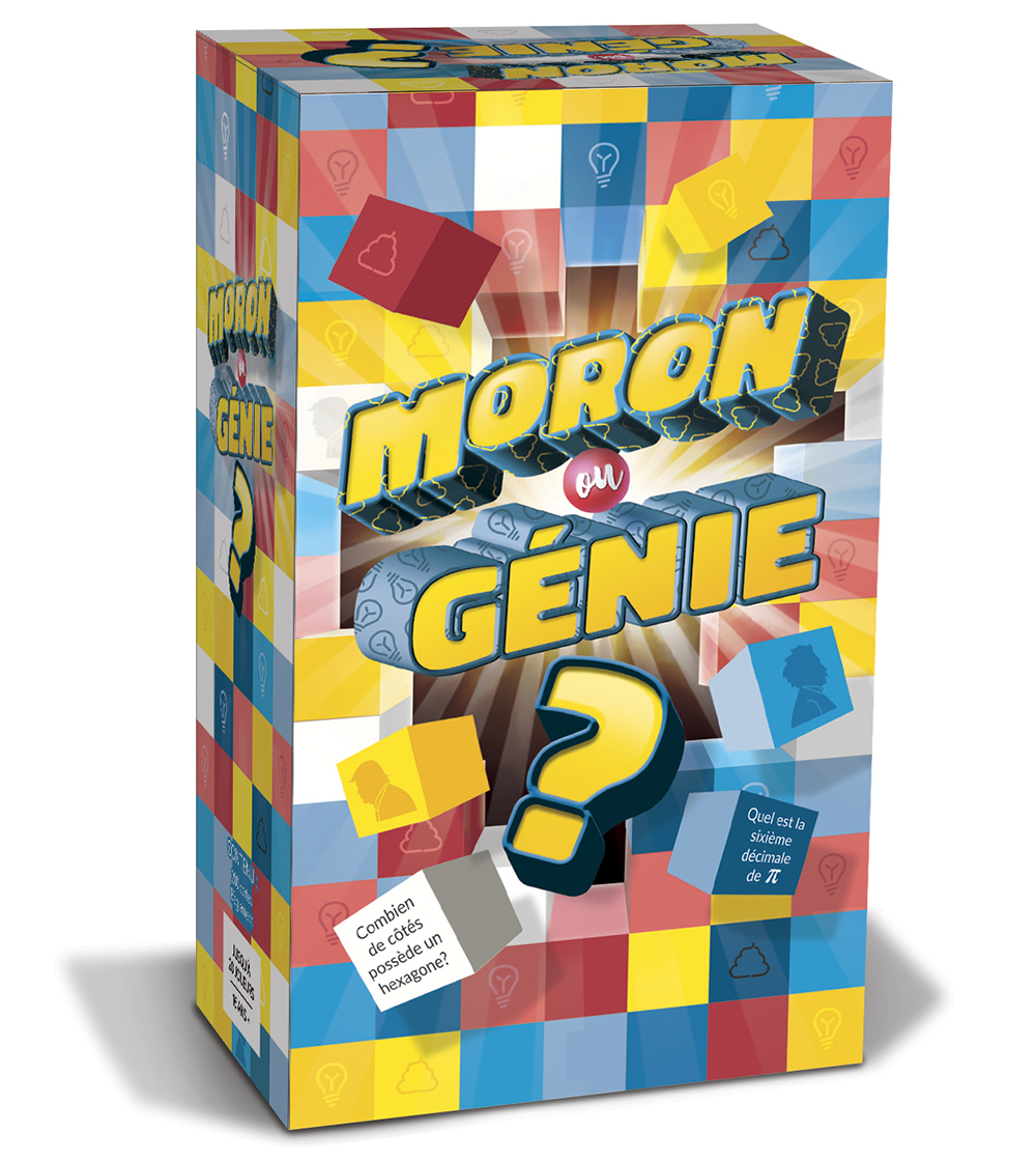 Jeu Moron ou génie ?