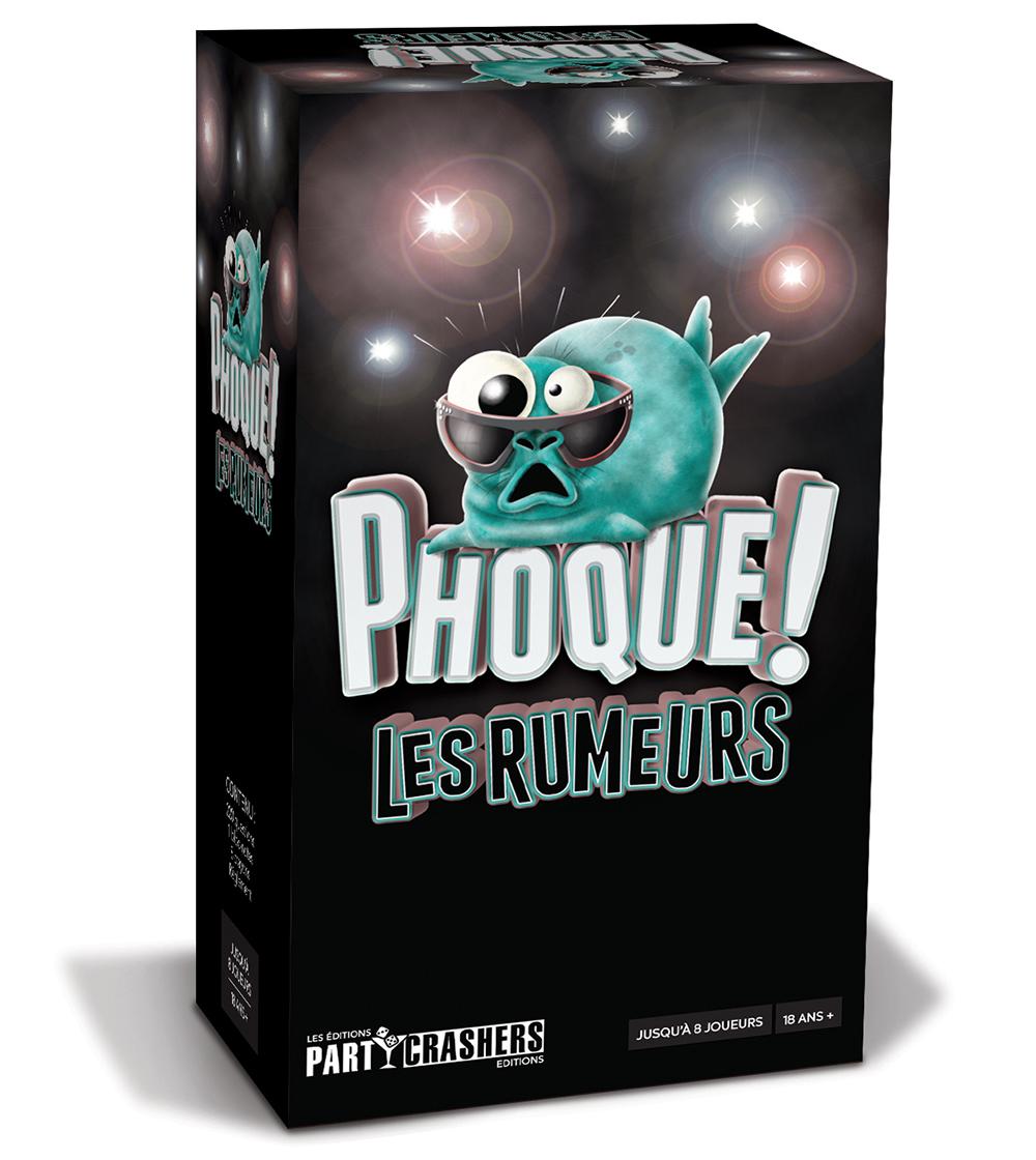 Jeu Phoque les rumeurs Version française
