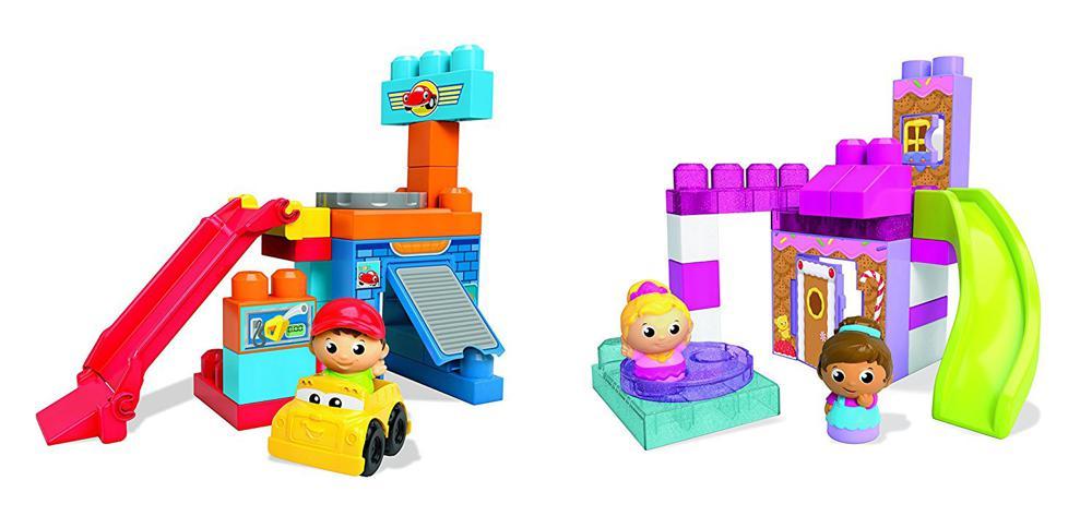 First Builders - Ensemble de jeu 21 pièces ou 22 pièces modèles assortis