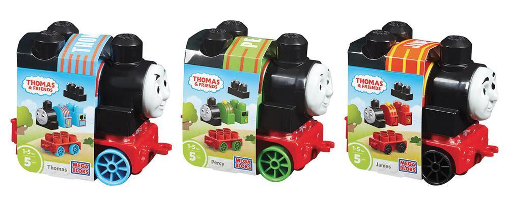 Thomas le train Locomotive modèles assortis
