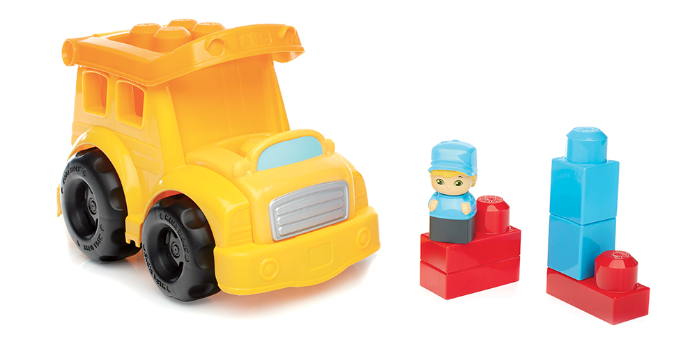 First Builders - Lil' Vehicules classiques assortiment
