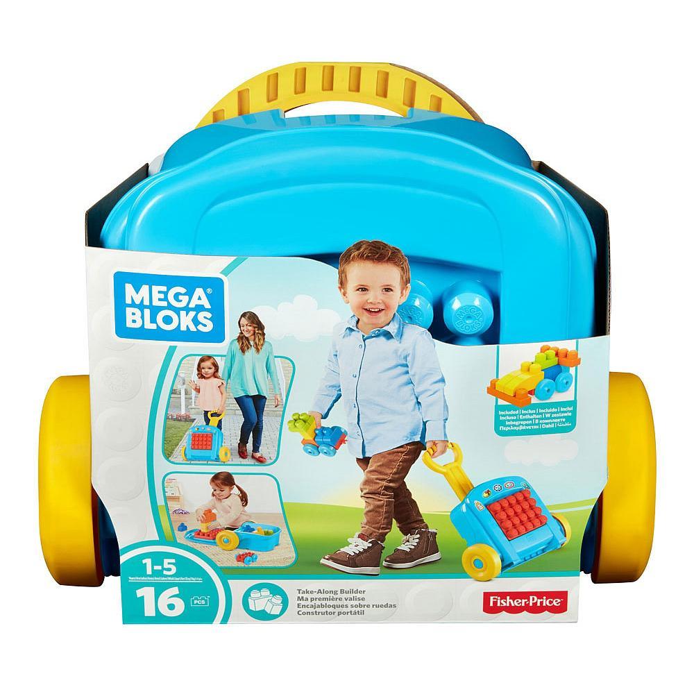 Mega Bloks - Ma première valise 16 pièces