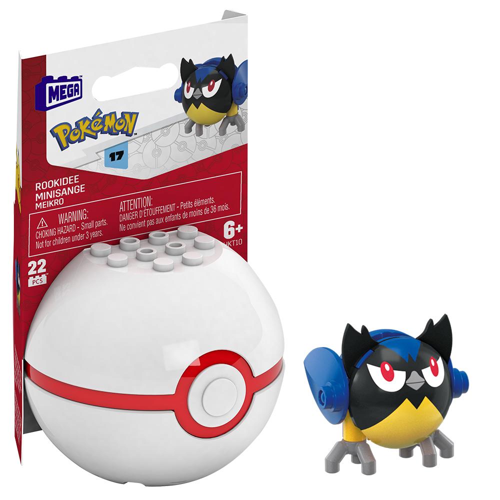 Mega Construx - Pokémon Génération assortis