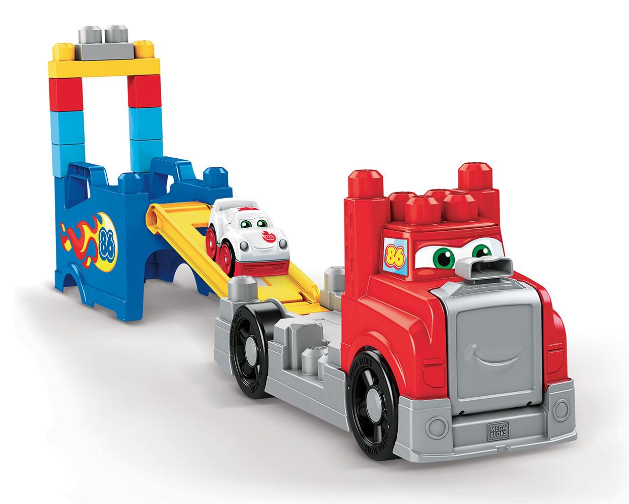 First Builders - Camion course et construction